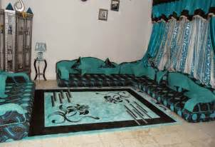 d 233 coration salon moderne marocain