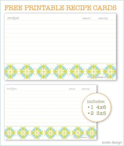 pudding recipe card template 17 best images about recipe cards pages covers binder