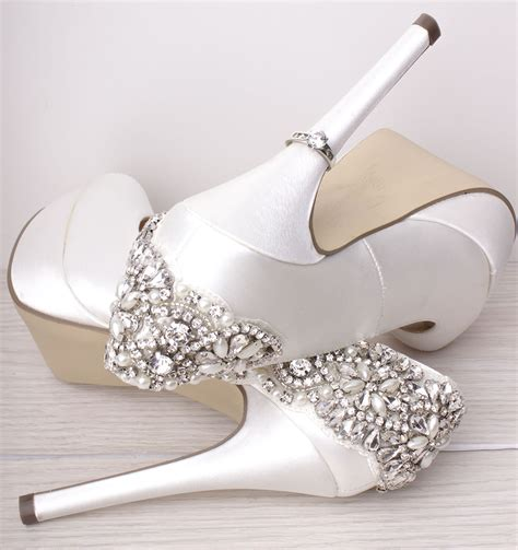 Wedding Shoes Tips by Top 5 Fears Of Wedding Shoe Shopping How To Beat Them