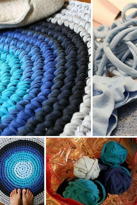 diy tshirt rug best 25 diy rugs ideas on rag rug diy diy crochet rag rug and rugs