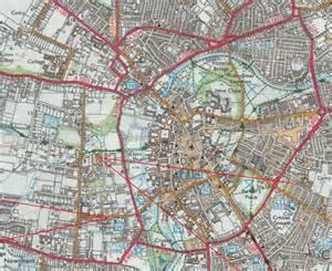 Cambridge England Map by College University Map Cambridge University Colleges