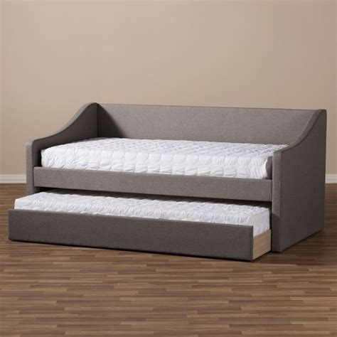 contemporary day beds modern daybed with trundle www pixshark com images