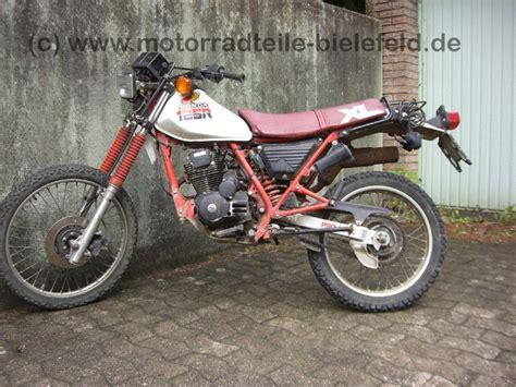 Motorrad Teile Bielefeld by Honda Xlr 125r Motorradteile Bielefeld De
