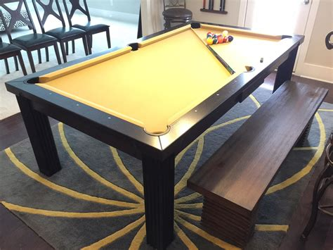 Pool Table In Dining Room Dining Room Pool Tables