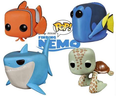 Funko Pop Nemo Finding Nemo bonecos pop procurando nemo 171 de brinquedo