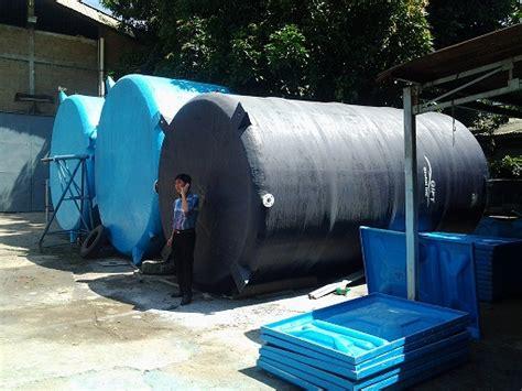 Produksi Tangki Penungan Air Tangki Air Fiberglass tangki kimia tangki air tangki solar tangki fiberglass pt global inti fibertech banyak