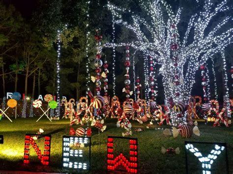 northwest houston neighborhood turns holiday light