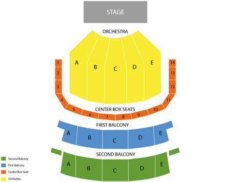 keller auditorium seating map viptix keller auditorium tickets