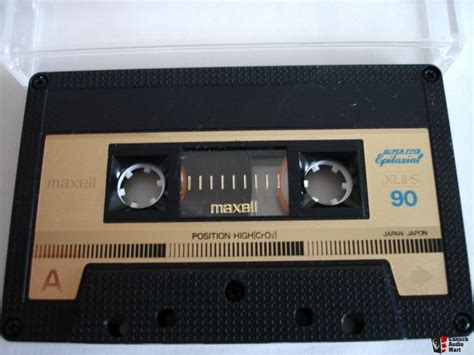 cassette maxell maxell cassette photo 507447 canuck audio mart