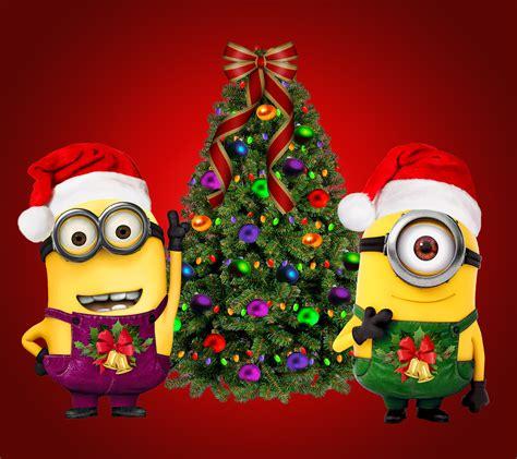 wallpaper christmas minion riskypunjab com free mobiles stuff download