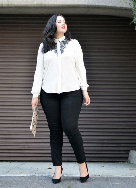 7 Ways To Wear The Heavy Petal Look Without Looking Overdressed by Best 25 Plus Size Business Ideas On Plus Size