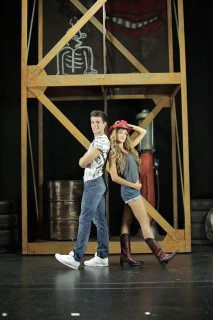 testo footloose footloose musical a le esibizioni cast allo