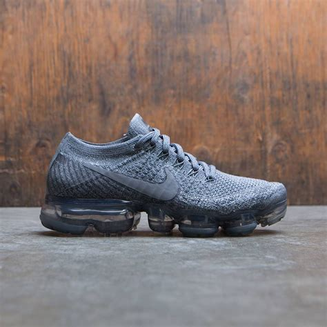 Nike Air Vapormax Flyknit Cool Grey nike nikelab air vapormax flyknit running cool grey