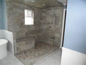 Remodeled shower by hudson remodeling in lynden wa hudson
