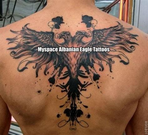 albanian eagle tattoo designs albanian eagle