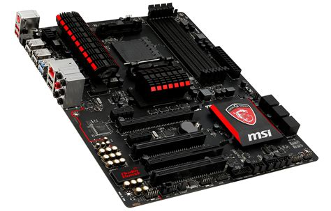 best am3 motherboard msi 970 gaming motherboard review undercutting am3 at 100