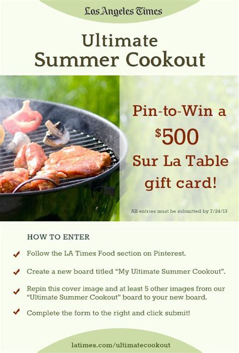 Cookout Gift Card - 17 best images about contests on pinterest on pinterest gift cards win a trip and