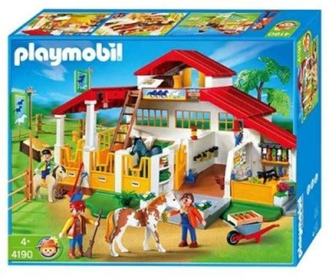 scheune playmobil playmobil barn baby stuff