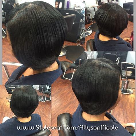 haircut directions for a stylist bob hair style hair colar and cut style