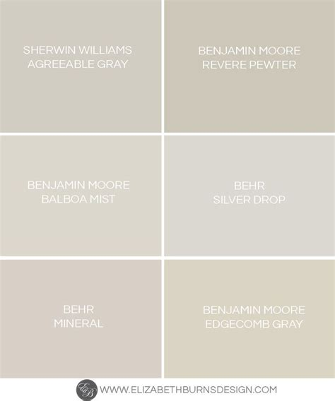 warm paint colors 25 best ideas about greige paint on pinterest greige