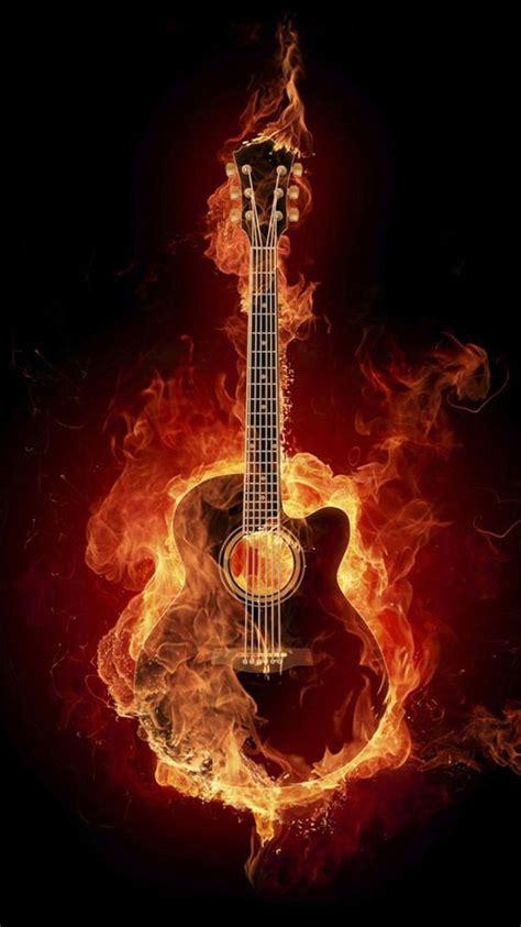 wallpaper iphone guitar fire guitar iphone 6 wallpapers hd iphone 6 wallpaper