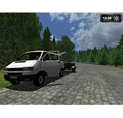 FS 2011 VW T4 Bus With Small Trailer V Cars Mod F&252r