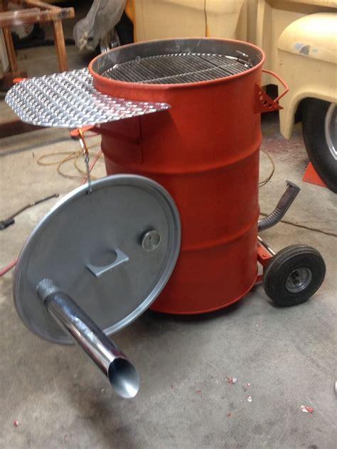 building testing my pit barrel smoker in 2018 diy pit barrel smoker barrel building a pit barrel smoker diy pit barrel smoker barrel smoker drum