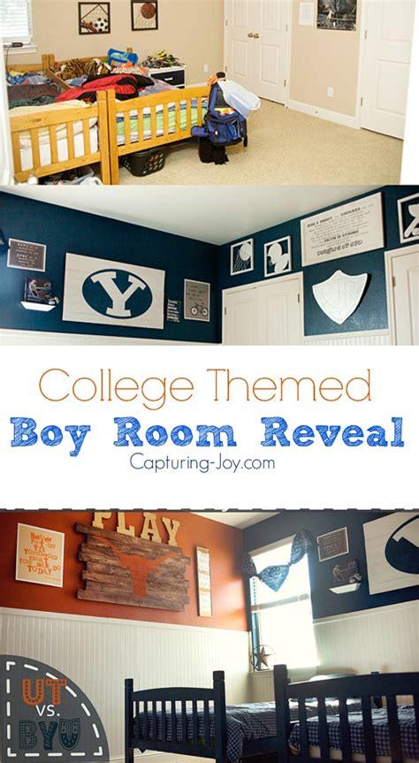 diy boys room reveal ut vs byu diy boys room reveal ut vs byu
