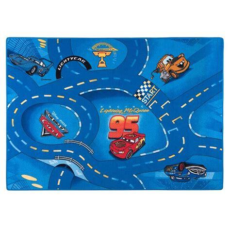 cars gordijnen blauw tapijt cars blauw 95x133 cm