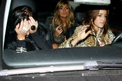 Passengers On Lindsay Lohans Ride Lawyer Up by Lindsay Lohan Missed Another Deposition The Blemish
