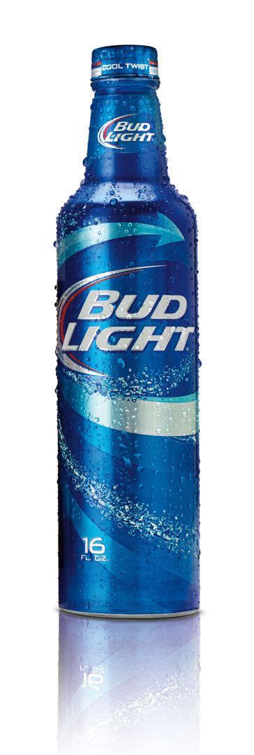 bud light aluminum bottles a b investing 150 million adding 70 at arnold