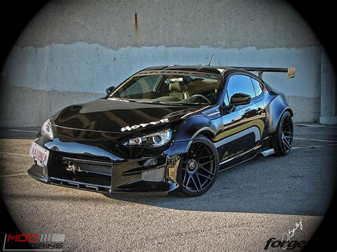 subaru brz black kit subaru brz black modified pixshark com images