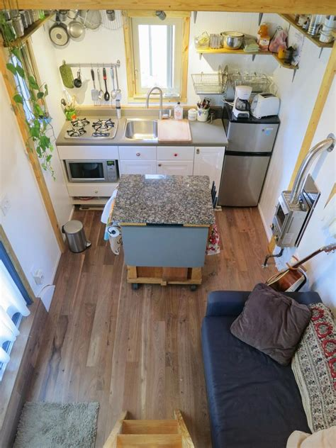Micro Homes Interior by Vagabode Tiny House Swoon