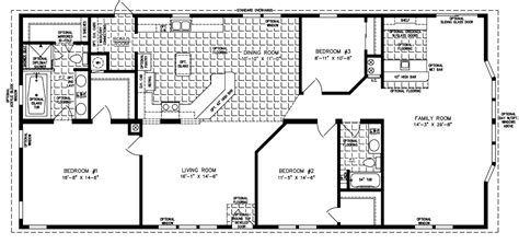 jacobsen modular home floor plans the tnr 2045 sq ft manufactured home
