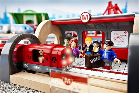 brio metro railway set brio metro railway set the granville island toy company