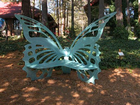 butterfly garden bench butterfly bench stock 1 by hauntingvisionsstock on deviantart
