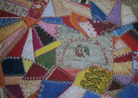 the s quilt whipstitch