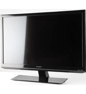Tv Led Sharp Lc 32le185i Sharp 32 Inch Lc 32le155 Led Tv 110 220 Volts 110220volts