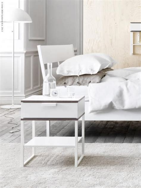 trysil ikea bed trysil bedside table ikea 163 25 our home pinterest