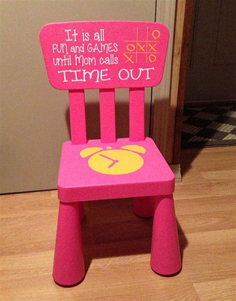 time out chair with timer time out chair ideas keren loves pinterest
