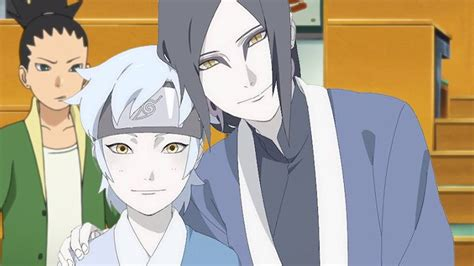 boruto quien es mitsuki boruto episodes 4 5 anime spoilers mitsuki from the