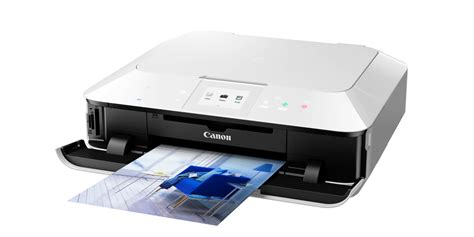 Printer Canon G6000 canon pixma mg6350 lyd billede
