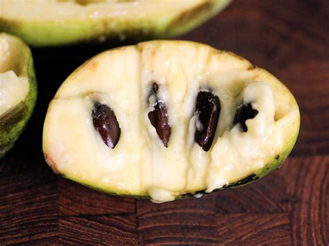 Backyard Wheat Pawpaws America S Best Secret Fruit Serious Eats