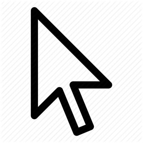 click or hover image to arrow click cursor hover link pointer seo icon icon search engine