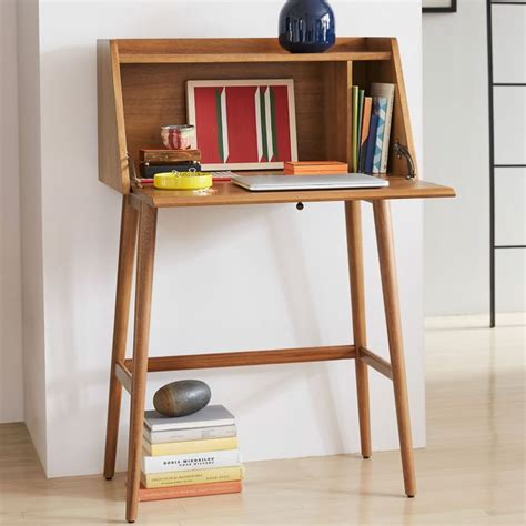 11 best desks for small spaces in 2018 modern