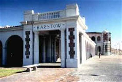 Barstow Post Office by Barstow Area And High Desert Route 66