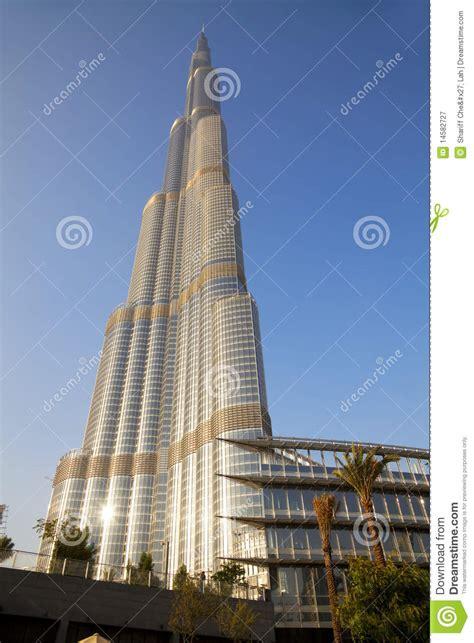 emirates ufficio burj doubai doubai uae fotografia editoriale immagine
