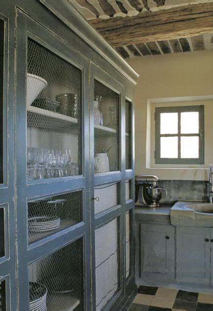 chicken wire kitchen cabinets chicken wire cabinet fronts kitchen