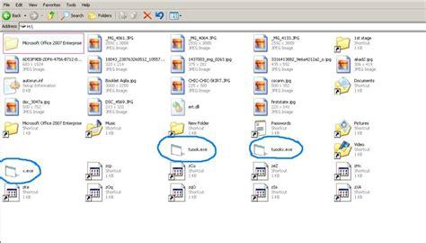 virus membuat shortcut folder cara menghapus virus shortcut pada flashdisk menggunakan