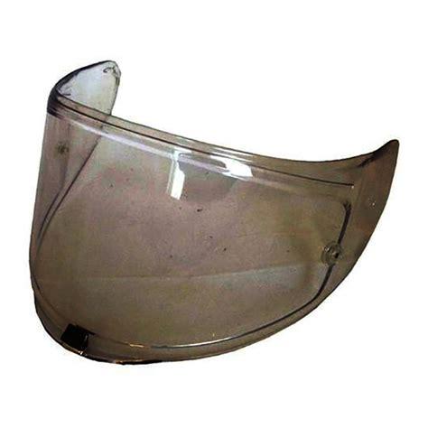 visor helm ls2 ff323 arrow series light smoke tear ready touwani